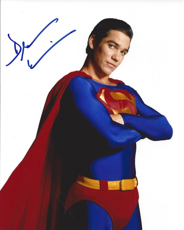 """Dean Cain as Superman 8 X 10"""" Autographed Photo (Ref:00000173)"""