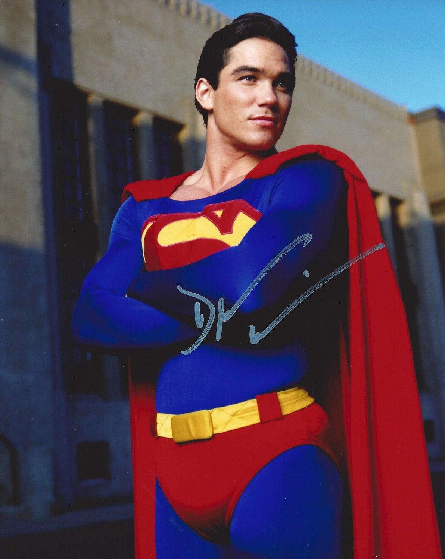 Dean Cain as Superman Autographed Photo (Ref:00000174)