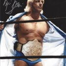 "Ric Flair Nature Boy (Wrestler) 8 x10"" Autographed Photo (Ref:00000180)"