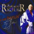 "Ric Flair Nature Boy (Wrestler) 8 x 10"" Autographed Photo (Ref:00000183)"