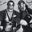 "Demolition (Wrestlers) 8 x 10""  Signed / Autographed Photo (Reprint 00187) Wrestling Autographs"