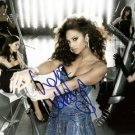 "Alesha Dixon (Pop star) 8 x 10"" Autographed Photo - (Ref:0000194)"