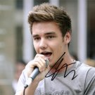 "Liam Payne One Direction 8 x 10"" signed/ autographed glossy photo print- (Ref:196)"