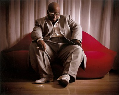 """Ceelo Green (Rap/ Hiphop star) 8 x 10"""" Autographed / Signed photo (Reprint 207) Great Gift Idea!"""