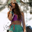 "Eliza Doolittle (Pop star) 8 x 10"" Autographed Photo (Reprint 00214) Ideal for Birthdays & Christmas"