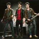 "The Jonas Brothers (Pop Group) 8 x 10"" Autographed Photo - (Ref:0000226)"