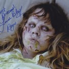 "Linda Blair (The Exorcist) 8 X 10"" Autographed Photo - (Ref:00000252)"