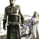 "Jason Momoa (Game of Thrones) 8 X 10"" Autographed Photo (Reprint :000253) Great Gift Idea!"