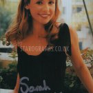 "Sarah Michelle Gellar Buffy The Vampire Slayer 8 x 10""  Autographed Photo (Reprint 00278)"