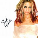 Sarah Michelle Gellar Buffy The Vampire Slayer Autographed Photo - (Ref:000279)