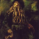 Bill Nighy as Davy Jones Pirates Of The Carribean Autographed Photo - (Ref:000290)