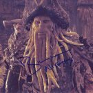 "Bill Nighy (Davy Jones Pirates Of The Caribbean) 8 x 10"" Autographed Photo (Reprint 00291)"