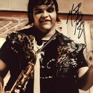 "Meat Loaf as Eddie (The Rocky Horror Picture Show) 8 x 10"" Autographed Photo - (Reprint 000303)"