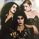 The Rocky Horror Picture Show Cast x 3 Autographed Photo - (Ref:0000307)
