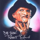 Robert Englund A Nightmare on Elm St Autographed Photo - (Ref:000323)