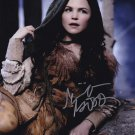 "Ginnifer Goodwin Once Upon A Time 8 X 10"" Autographed Photo - (Reprint:00331)"