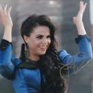 Lana Parrilla Once Upon A Time  Autographed Photo - (Ref:00336)