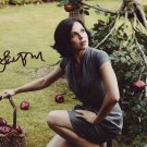 Lana Parrilla Once Upon A Time  Autographed Photo - (Ref:00338)