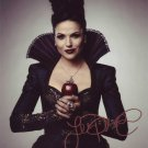 """Lana Parrilla  Once Upon A Time 8 x 10"""" Autographed Photo- (Reprint: 00340)"""