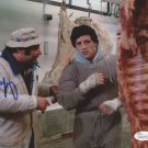 """Burt Young (Rocky) 8 x 10"""" Autographed / Signed Photo (Reprint:000357) ideal for Birthdays & X-mas"""