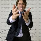 "John Bishop Comedian 8 x 10"" Autographed Photo (Reprint:0360)"
