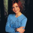 "Alyson Hannigan 8 x 10"" Autographed Photo - (Ref:0000384)"
