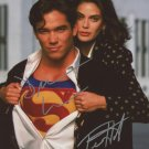 "Dean Cain & Teri Hatcher (Superman) 8 x 10"" Autographed Photo - (Reprint: 00385)"