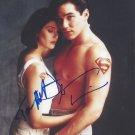 """Dean Cain & Teri Hatcher (Superman) 8 x 10"""" Autographed Photo - (Ref:0000386)"""