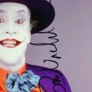 Jack Nicholson as The Joker (Batman) Autographed Photo - (Ref:0000388)