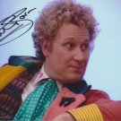 "Colin Baker from Dr Who 8 x 10"" Autographed Photo - (Ref:000395)"