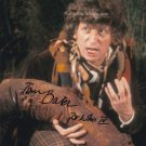 "Tom Baker (Dr Who) 8 x 10"" Autographed / Signed Photo (Reprint:0399) ideal for Birthdays & X-mas"
