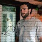 "Christopher Abbott 8 x 10"" Autographed Photo - (Ref:000403)"