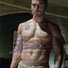 Stephen Amell (Arrow) Autographed Photo (Ref:0000410)