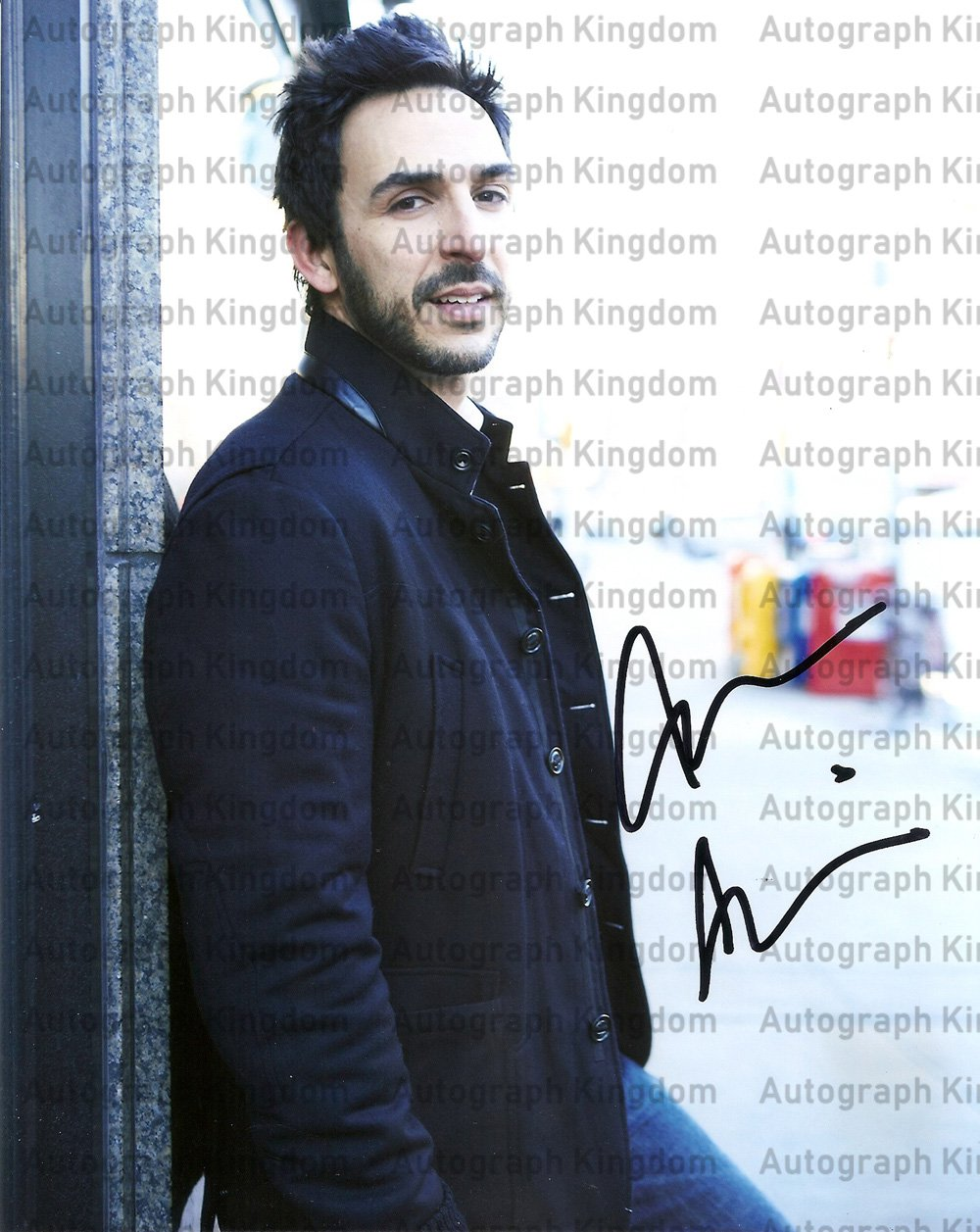 """Amir Arison 8 X 10"""" Autographed / Signed Photo (Reprint 0413) FREE SHIPPING"""