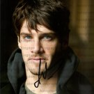 "Justin Bartha 8 X 10"" Autographed Photo (Reprint 000417)"