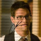 "Justin Bartha 8 X 10"" Autographed Photo (Ref:0000419)"