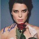 """Neve Campbell Sexy 8 x 10"""" Autographed Photo  Scream / An Amish Murder (Ref NCampbell :441)"""