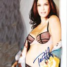 "Teri Hatcher Desperate House Wives / Superman 8 x 10"" Autographed Photo - (Ref:453)"