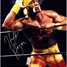 "Hulk Hogan 8 x 10"" Autographed Photo (Ref:461)"