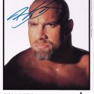 "Bill Goldberg 8 x 10"" Autographed Photo (Ref:462)"