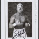"Sting (WCW Wrestler) 8 x 10"" Autographed Photo (Ref:465)"