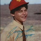 "Leonardo DiCaprio Whats Eating Gilbert Grape 8 x 10"" Autographed Photo - (Ref:476)"