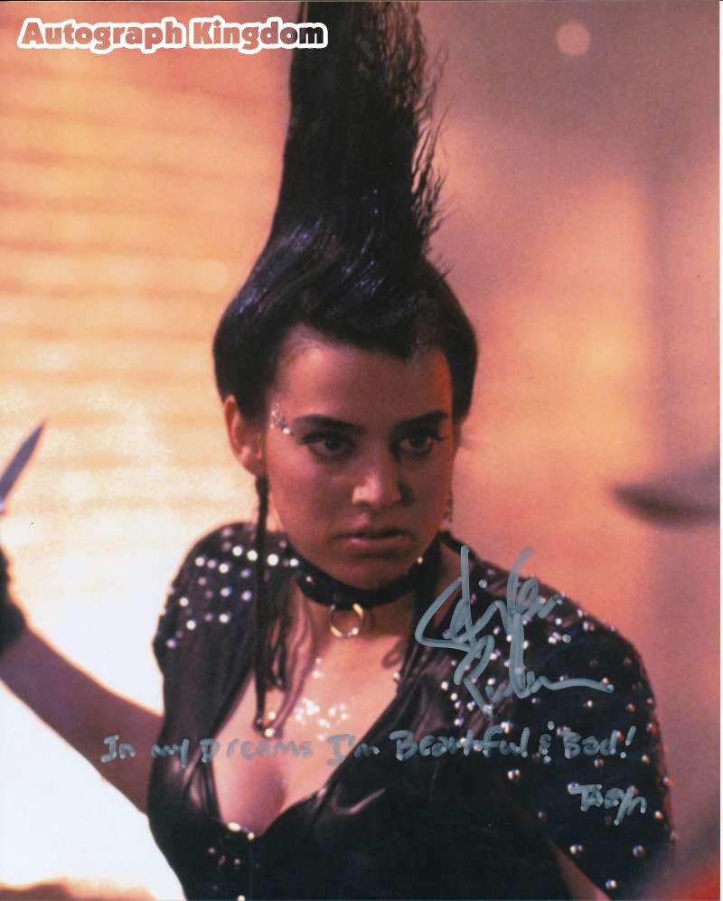 "Jennifer Rubin Dream Warriors 8 x 10"" Autographed Photo - (Ref:479)"