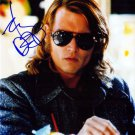 "Johnny Depp from Blow 8 x 10"" Autographed Photo - (Ref:484)"