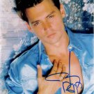 "Johnny Depp (Ed Wood / Blow / Sleepy Hollow) 8 x 10"" Signed Autographed Photo (Reprint:485)"