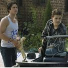 "Ian Somerhalder & Paul Wesley 8 X 10"" Autographed Photo (Reprint:0492)"