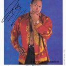 """The Rock WWE Wrester 8 x 10"""" Autographed Photo (Ref:497)"""