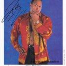 "The Rock (WWE / WWF Wrestler & Actor) 8 x 10"" Autographed Photo (Reprint :497) Wrestling Autographs"