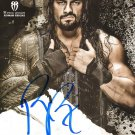 "Roman Reigns WWE Wrester 8 x 10"" Signed / Autographed Photo (Reprint :498) Wrestling Autographs"