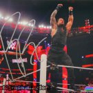 "Roman Reigns WWE Wrester 8 x 10"" Autographed Photo (Ref:499)"
